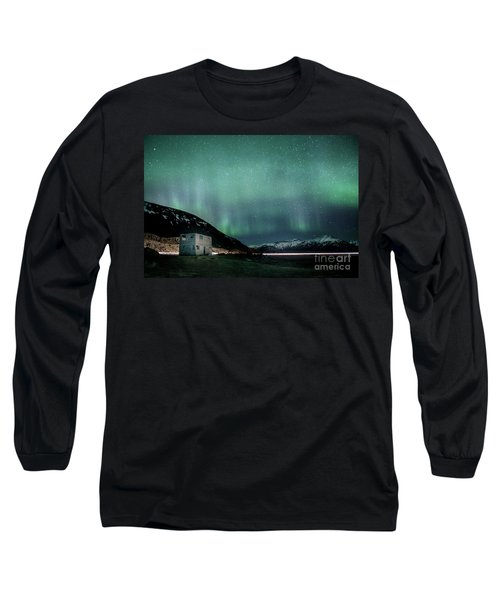 Run Through The Night Long Sleeve T-Shirt