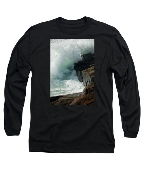 Salty Froth Long Sleeve T-Shirt