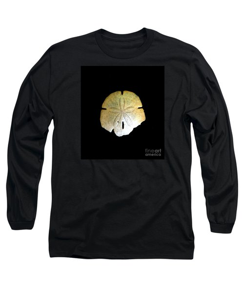 Sand Dollar Long Sleeve T-Shirt by Fred Wilson