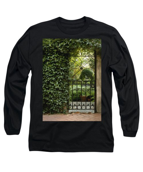 Savannah Gate Long Sleeve T-Shirt