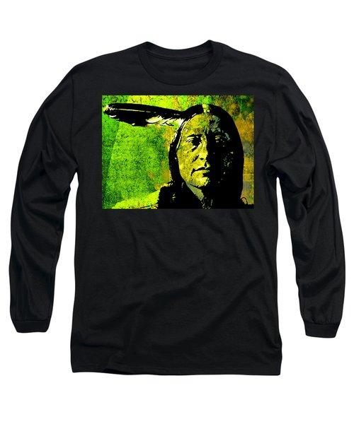 Scabby Bull Long Sleeve T-Shirt