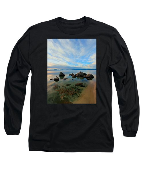 Serenity  Long Sleeve T-Shirt by Sean Sarsfield