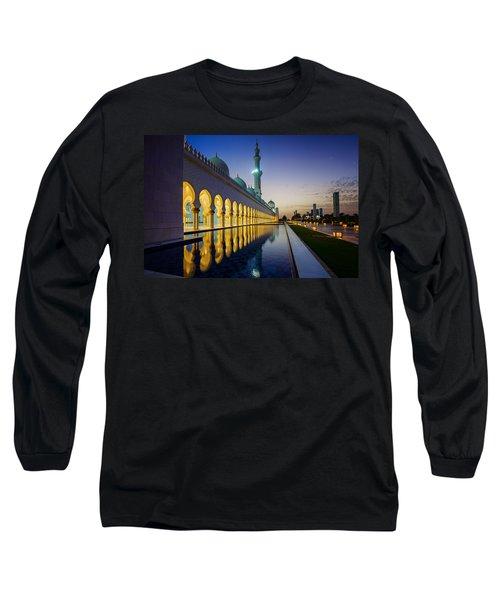 Sheikh Zayed Grand Mosque Long Sleeve T-Shirt