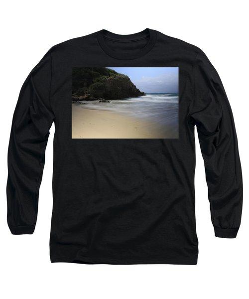 Silent. Long Sleeve T-Shirt