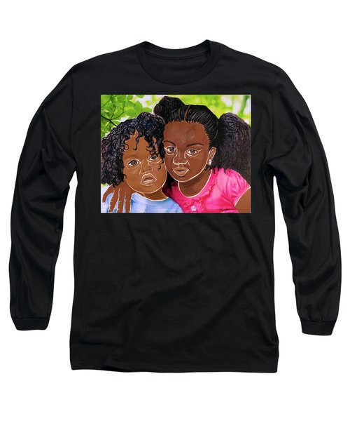 My Little Sister Long Sleeve T-Shirt
