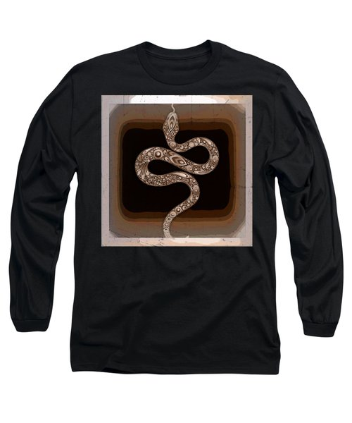Snake Long Sleeve T-Shirt