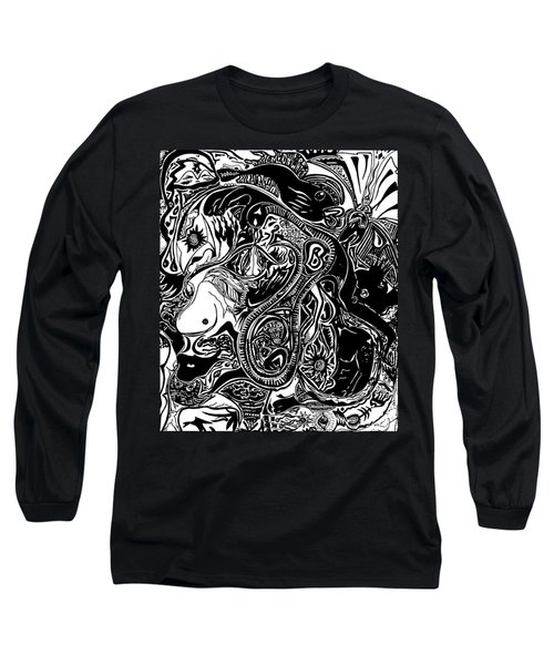 Spiritualbecoming Long Sleeve T-Shirt
