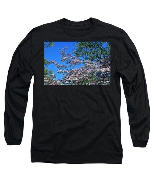 Springtime In Louisville Long Sleeve T-Shirt