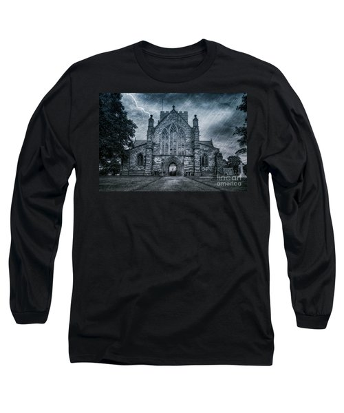 St Asaph Cathedral Long Sleeve T-Shirt