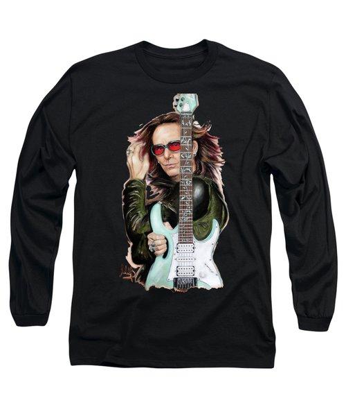 Steve Vai Long Sleeve T-Shirt