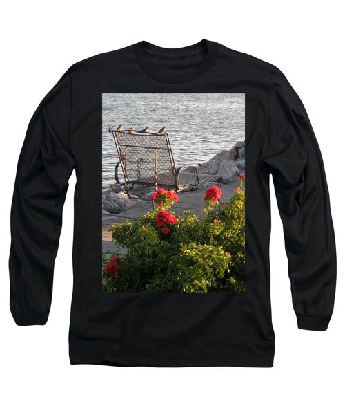 Summer Day Long Sleeve T-Shirt by John Scates
