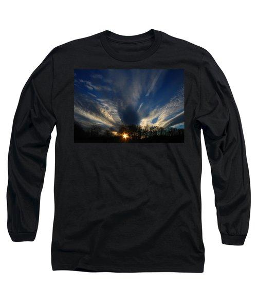 Sundown Skies Long Sleeve T-Shirt