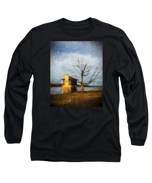 Long Sleeve T-Shirt featuring the photograph Sunrise by John Freidenberg