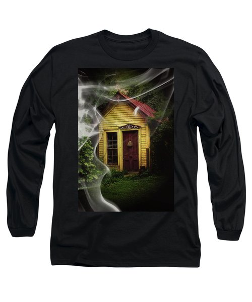Long Sleeve T-Shirt featuring the photograph Swept Away by Jessica Brawley