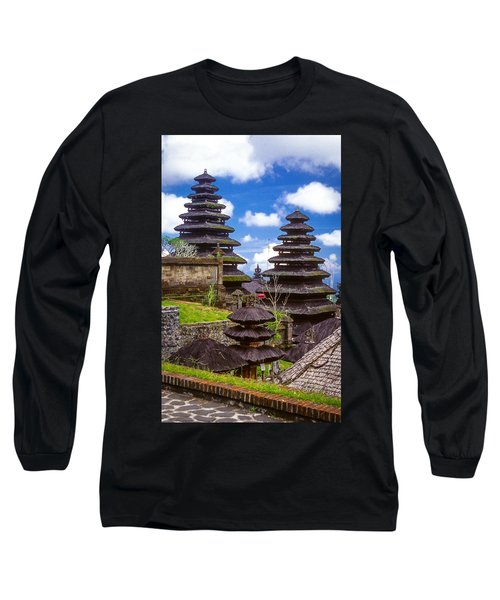 Temple City Long Sleeve T-Shirt