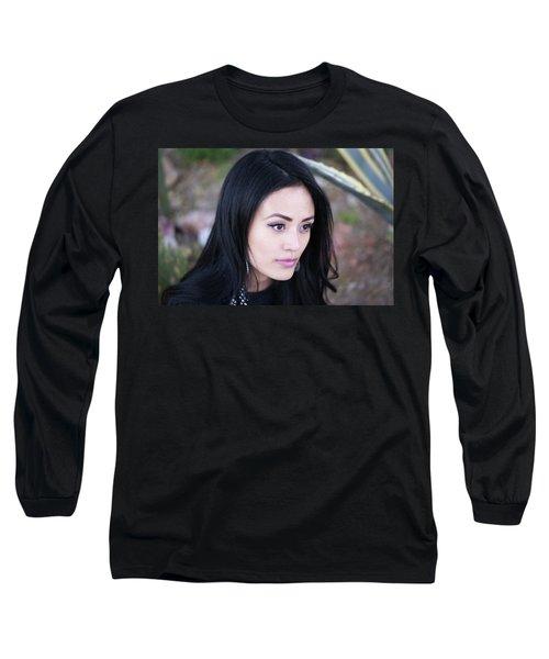 That Girl Ileen Long Sleeve T-Shirt