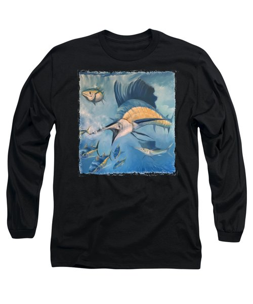 The Hunt Long Sleeve T-Shirt