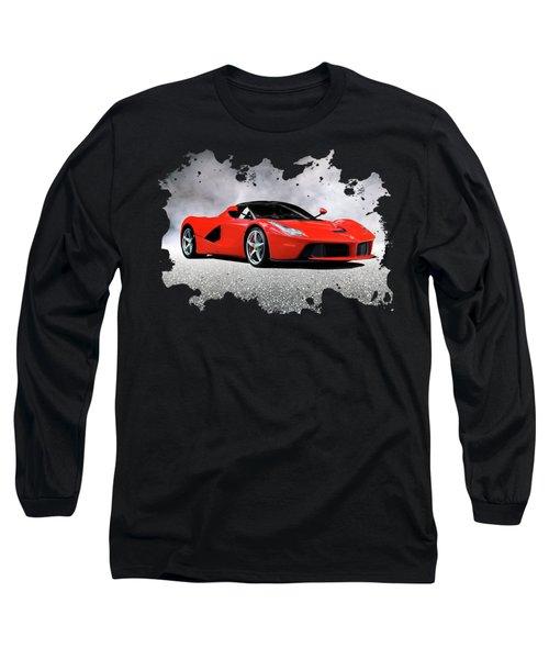 The Laferrari Long Sleeve T-Shirt
