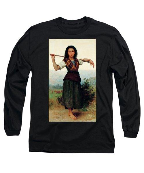 The Little Shepherdess Long Sleeve T-Shirt