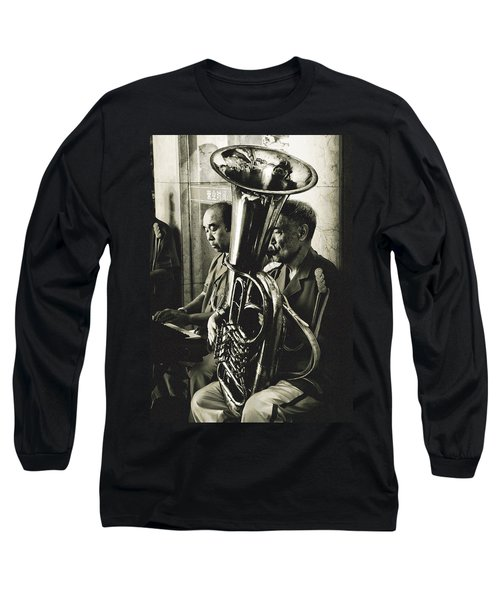 The Musicians Long Sleeve T-Shirt by Patrick Kain