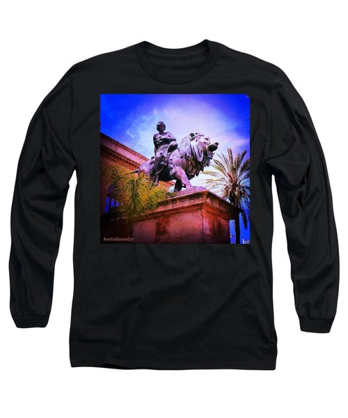 Throwback Thursday - #palermo Opera Long Sleeve T-Shirt