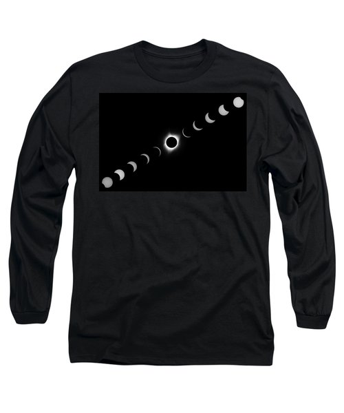 Total Eclipse 2017 Long Sleeve T-Shirt