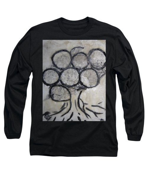 Tree Of Knowledge Long Sleeve T-Shirt