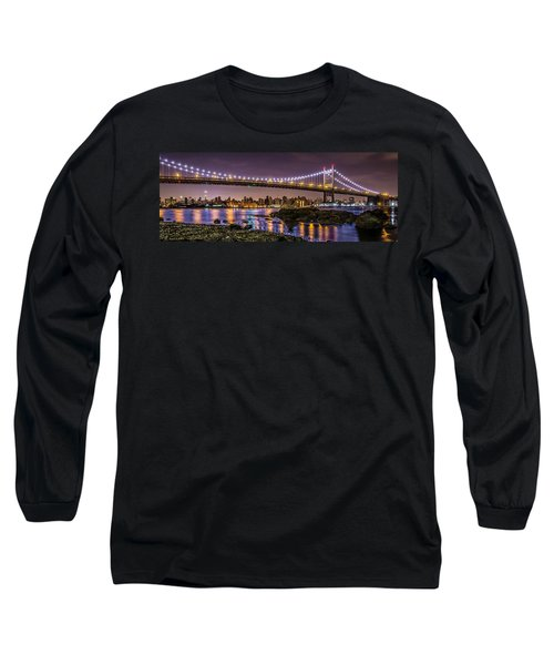 Triboro Bridge Long Sleeve T-Shirt