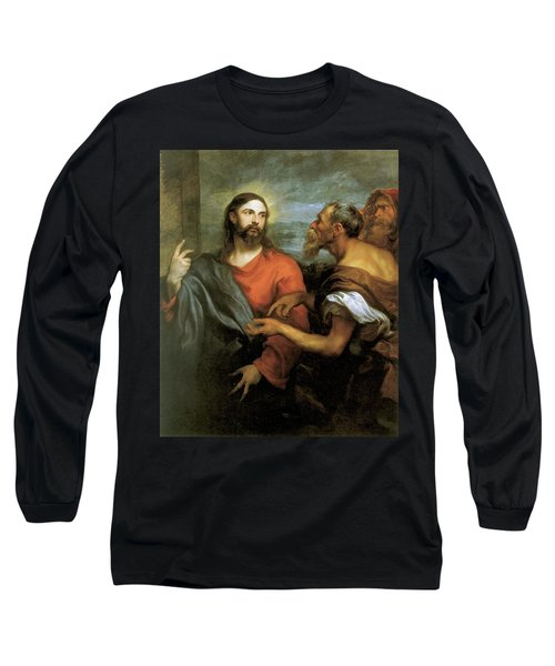 Tribute Money Long Sleeve T-Shirt