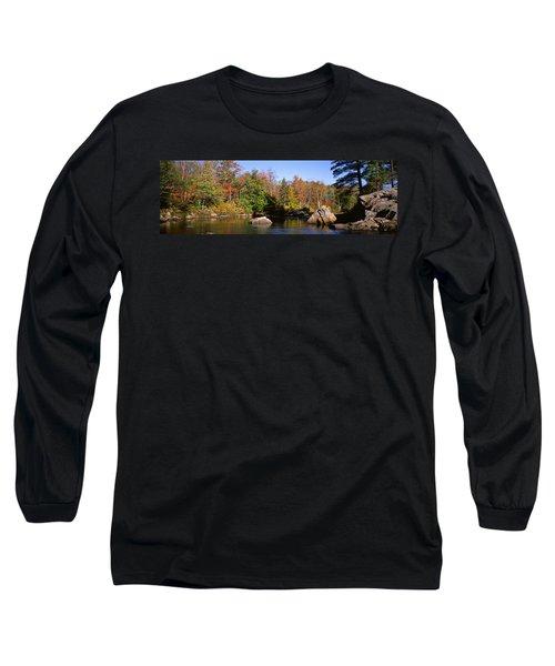 Usa, New York, Adirondack State Park Long Sleeve T-Shirt