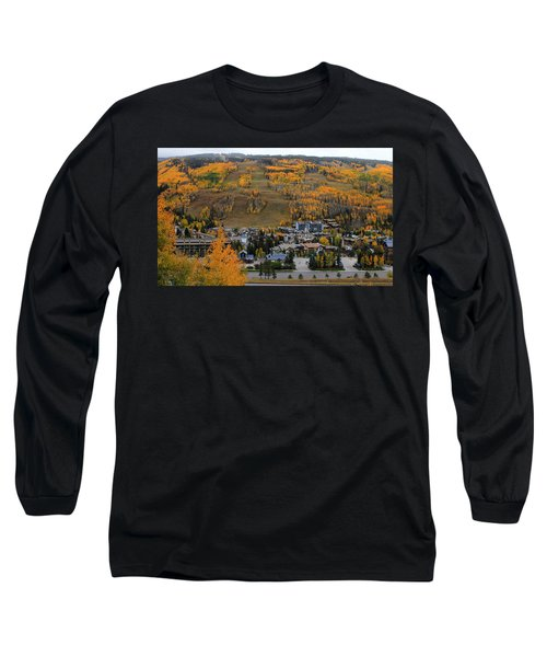 Vail Colorado Long Sleeve T-Shirt
