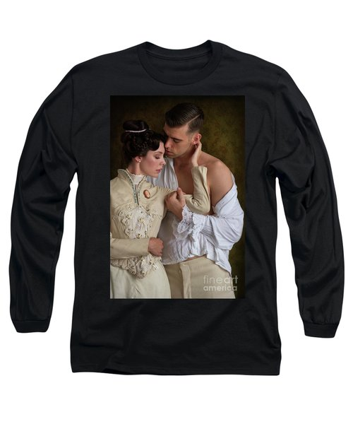 Victorian Lovers Long Sleeve T-Shirt