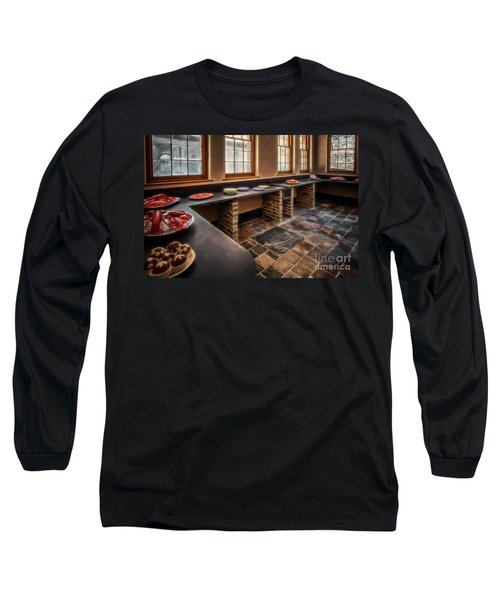 Vintage Kitchen Long Sleeve T-Shirt