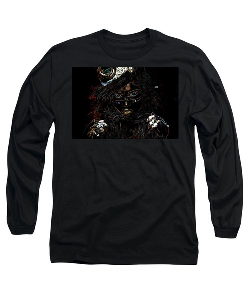 Voodoo Woman Long Sleeve T-Shirt