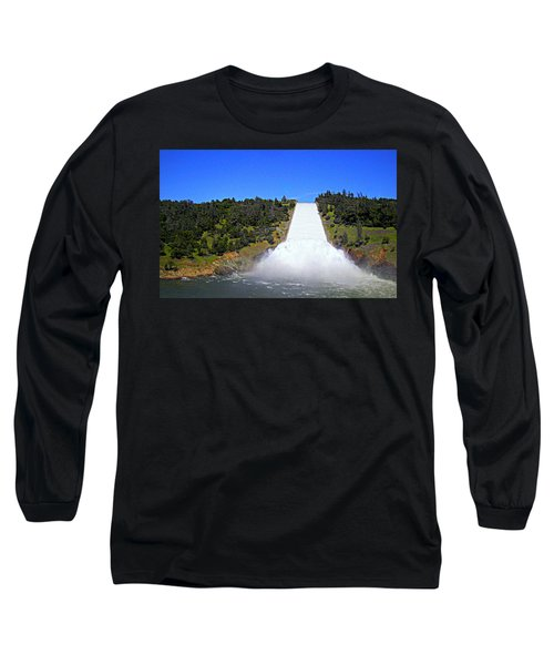 Long Sleeve T-Shirt featuring the photograph Water by AJ Schibig