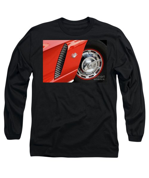 Long Sleeve T-Shirt featuring the photograph Where Were You In '62 by Dennis Hedberg