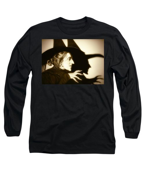Wicked Witch Of The West Long Sleeve T-Shirt