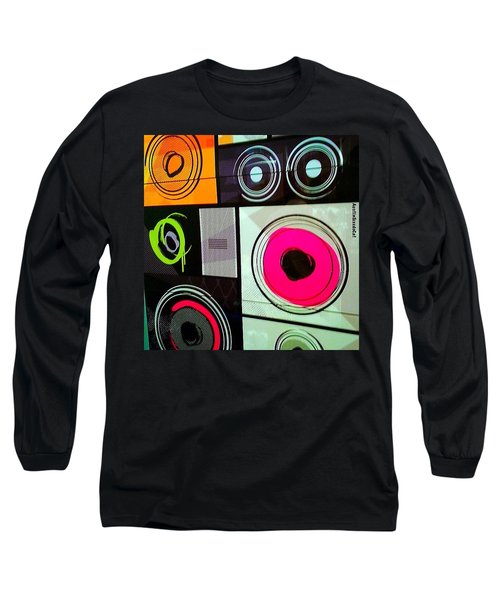 Wishing You #sweet #colorful #dreams Long Sleeve T-Shirt