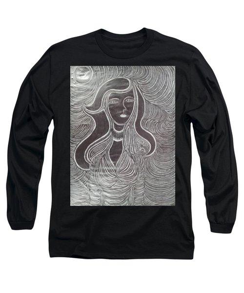 Woman 3 Long Sleeve T-Shirt