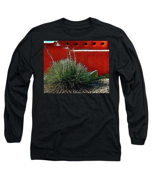 Yucca And Adobe Long Sleeve T-Shirt