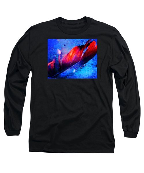 Long Sleeve T-Shirt featuring the photograph 108 by Timothy Bulone