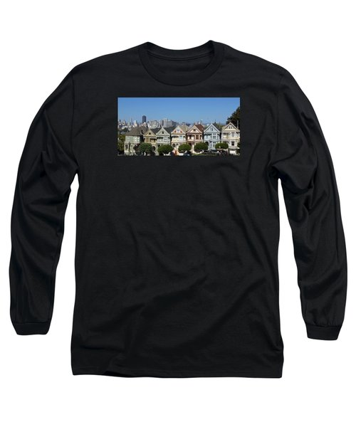 @san Francisco Long Sleeve T-Shirt