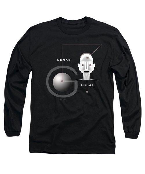 1276 - T Shirt Denke Global Long Sleeve T-Shirt