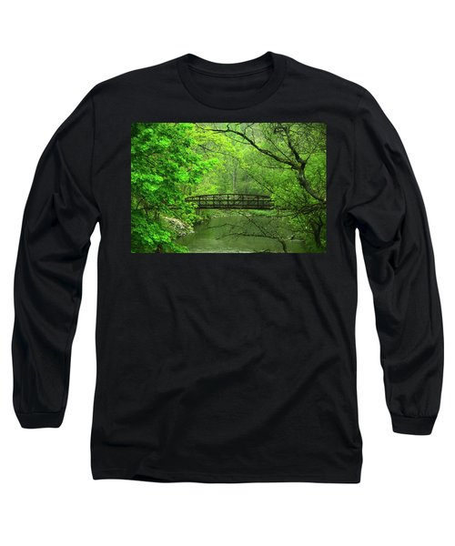 Jacobsburg State Park Pa Long Sleeve T-Shirt