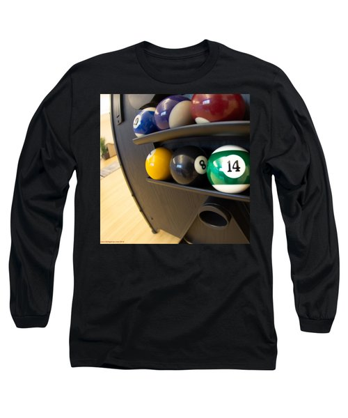 Long Sleeve T-Shirt featuring the photograph 14 by Lora Lee Chapman