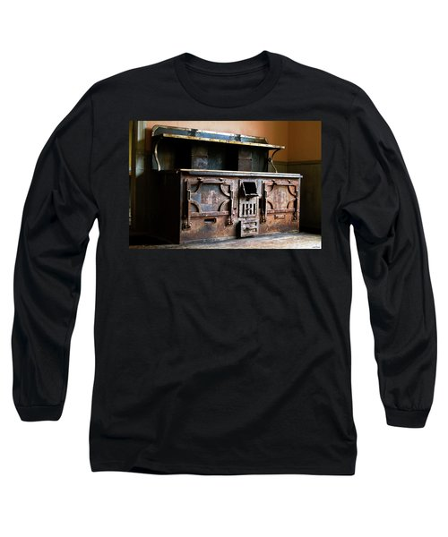 1800's Stove Long Sleeve T-Shirt