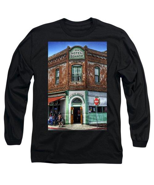 1898 Hotel Connor - Jerome Arizona Long Sleeve T-Shirt