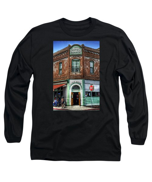1898 Hotel Connor - Jerome Arizona Long Sleeve T-Shirt