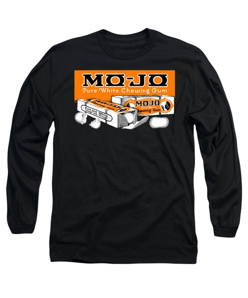 1915 Mo Jo Chewing Gum Long Sleeve T-Shirt