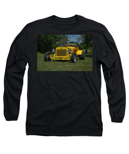 1928 Ford Bucket T Hot Rod Long Sleeve T-Shirt